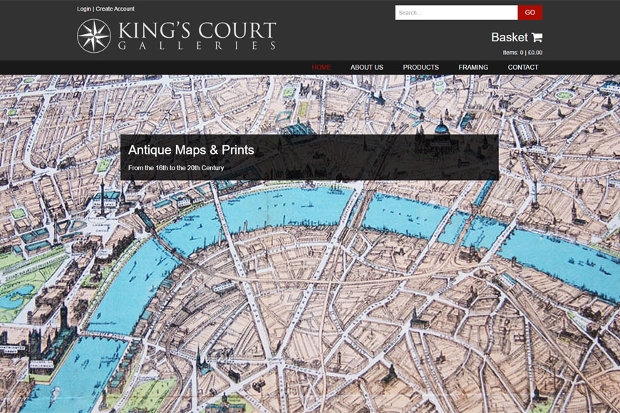 King's Court Galleries