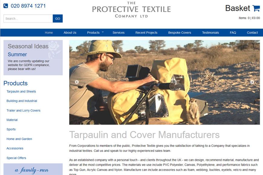 The Protective Textile Co Ltd