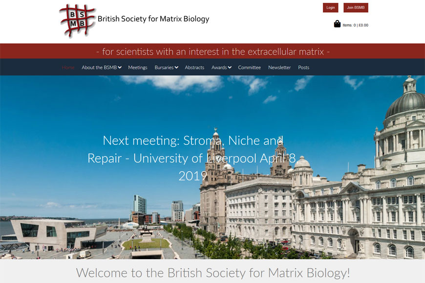 British Society for Matrix Biology